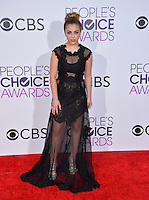 Baby Ariel at the 2017 People's Choice Awards at The Microsoft Theatre, L.A. Live, Los Angeles, USA 18th January  2017<br /> Picture: Paul Smith/Featureflash/SilverHub 0208 004 5359 sales@silverhubmedia.com