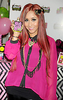 Snooki at a perfume launch at The Empire State Building - New York Cty