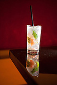 Strawberry Mojito, Babylon, 309 N Dawson St., Raleigh, N.C., Sat., July 30, 2011.
