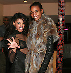 Singer Maluca and Model Arlenis Sosa Attend the Dominican Republic Ministry of Tourism Press Conference & Reception for DR Fashion Week at LQs, 2/14/11