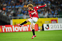 Yosuke Kashiwagi (Reds),..JULY 17, 2011 - Football :..2011 J.League Division 1 match between Jubilo Iwata 1-1 Urawa Red Diamonds at Ecopa Stadium in Shizuoka, Japan. (Photo by AFLO)