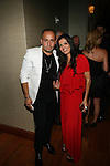 Designer Henry Picado and The Real Housewives of Miami Adriana De Moura Attend Theia Spring 2014 Presentation Held at the New York Palace, NY