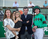 Lonesome Glory - William Entenmann - Belmont Park 09/24/2015