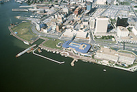 1983 September..Redevelopment.Downtown South (R-9)..WATERFRONT.WATERSIDE.TOWN POINT PARK...NEG#.NRHA#..