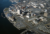 1985 ..Redevelopment.Downtown South (R-9)..WATERFRONT.LOOKING NORTHWEST...NEG#.NRHA#..