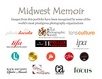 """The """"Midwest Memoir"""" portfolio of photographs by Michael Knapstein has been recognized by some of the world's most prestigious photography organizations."""