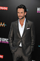 Actor Rodrigo Santoro arrives at the premiere of 'What To Expect When You're Expecting' held at Grauman's Chinese Theatre in Hollywood.