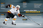 Chicago Wolves BreakAway Magazine.Photography: Ross Dettman.Design: Christina Moritz/Ross Dettman. April 2012.