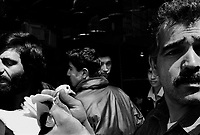 Isphahan, Iran, March 23, 2007.The bird market: Iranians have loved birds for millenia..
