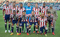 Chivas USA vs Vancouver Whitecaps FC, July 7, 2012