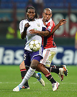 Fussball Uefa Champions League 2012/13: AC Mailand - RSC Anderlecht