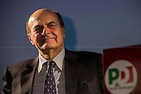 18.02.2013 - Pier Luigi Bersani at Cosenza