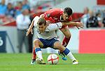 Fussball, EURO 2012 Qualifikation: England - Schweiz
