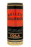 Can of Bulleit Bourbon Whiskey & Cola