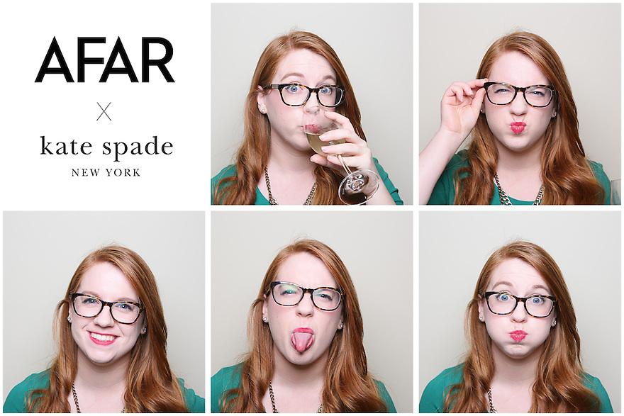 AFAR magazine x kate spade new york @ kate spade store, sf
