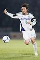 Kento Tsurumaki (Matsumoto Yamaga), April 27, 2012 - Football / Soccer : 2012 J.LEAGUE Division 2, 10th Sec match between FC Machida Zelvia 0-1 Matsumoto Yamaga F.C. at Machida Stadium, Tokyo, Japan. (Photo by Yusuke Nakanishi/AFLO SPORT) [1090]