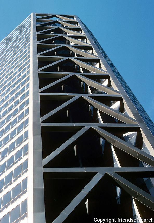 St. Louis: Mercantile Center. Photo '77.