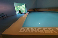Venice, Italy - 15th Architecture Biennale 2016, &quot;Reporting from the Front&quot;.<br /> Giardini.<br /> Australia Pavilion.<br /> The Pool.
