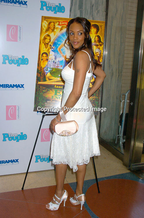 "Viveca A Fox..at The Premiere of ""Ella Enchanted""  on March 28, 2004 ..at the Clearview Beekman Theatre in New York City. ..Photo by Robin Platzer, Twin Images"