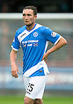 St Johnstone FC&hellip; Season 2016-17<br />Chris Kane<br />Picture by Graeme Hart.<br />Copyright Perthshire Picture Agency<br />Tel: 01738 623350  Mobile: 07990 594431
