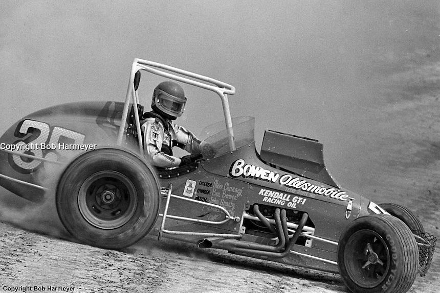 Usac midget engine history