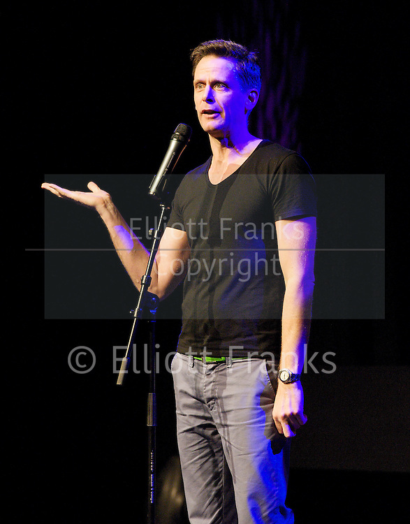 Sex Appeal - <br /> &quot;More sex please we're British!&quot; <br /> a Comedy fundraising event in aid of Brook at the Bloomsbury Theatre, London, Great Britain <br /> 13th January 2012<br /> <br /> Scott Capurro<br /> <br /> Photograph by Elliott Franks