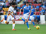 St Johnstone v Bradford City 19.07.16