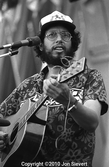 David Bromberg, Sept. 2, 1978.Bread & Roses Festival,Greek Theater, Berkeley