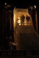 Altare della Madonna del Soccorso.Basilica di San Pietro.Città del Vaticano.Vatican City.