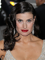 """NEW YORK CITY, NY, USA - MAY 05: Idina Menzel at the """"Charles James: Beyond Fashion"""" Costume Institute Gala held at the Metropolitan Museum of Art on May 5, 2014 in New York City, New York, United States. (Photo by Xavier Collin/Celebrity Monitor)"""