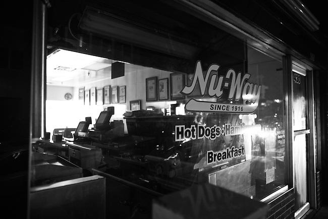 The Nu-Way, a Macon, Ga. landmark since 1916. Aug. 29, 2010.