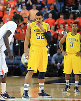 Michigan@Virginia Men's Basketball