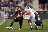 Philadelphia Union vs Los Angeles Galaxy May 11 2011