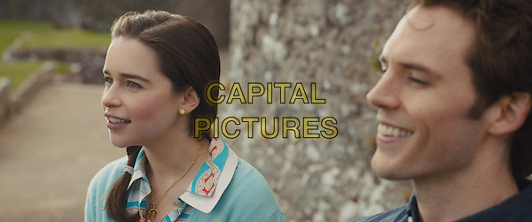 Me Before You (2016)<br /> Emilia Clarke &amp; Sam Claflin<br /> *Filmstill - Editorial Use Only*<br /> CAP/KFS<br /> Image supplied by Capital Pictures