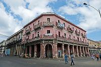 Street scene Havana Cuba. 12-12-10