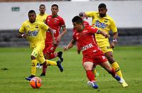 Patriotas FC vs Atletico Bucaramanga, 12-03-2017. LA I_2017