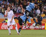 Fussball WM2010 Vorrunde: Uruguay - Frankreich