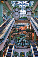 Shops at Georgetown Park, Georgetown, Northwest quadrant of Washington, D.C, premier shopping, mall, stores, shops, restaurants, food court