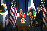 Obama Tribal Leaders Summit, December 2011