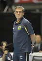 Jose Roberto Guimaraes Head coach (BRA), November 17 2011 - Volleyball : .FIVB Women's World Cup 2011, 4th Round .match between Algeria 0-3 Brazil .at Tokyo Metropolitan Gymnasium, Tokyo, Japan. .(Photo by Atsushi Tomura/AFLO SPORT) [1035]