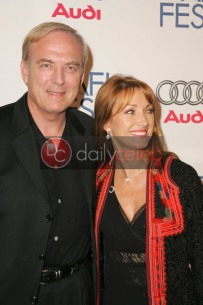 James Keach and Jane Seymour<br />