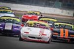 BRSCC MX-5 Championship 2015 Silverstone