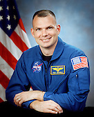 Houston, TX - (FILE) -- November, 2000 file photo of Astronaut Dominic A. (Tony) Antonelli, pilot, STS-119, scheduled for launch no earlier than February 27, 2009.  Space shuttle Discovery will deliver the International Space Station's fourth and final set of solar arrays, completing the station's backbone, or truss structure.  The arrays will provide enough electricity to power science experiments and support the station's expanded crew of six. Altogether, the station's arrays can generate about 120 kilowatts of usable electricity -- enough to provide about 42 2,800-square-foot homes with power. The 14-day flight will include four spacewalks, lasting about 6.5 hours each, to help install the S6 truss segment to the right side of the station. STS-119 is the 125th space shuttle flight, the 28th flight to the station, the 36th flight of Discovery, and the first flight in 2009..Credit: NASA via CNP