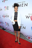 HOLLYWOOD, CA - May 13: Jasmin Savoy Brown, At Los Angeles LGBT Center's An Evening With Women At The Hollywood Palladium In California on May 13, 2017. Credit: FS/MediaPunch