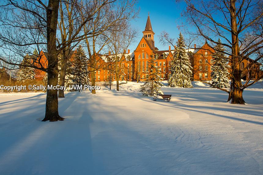 UVM Winter Campus