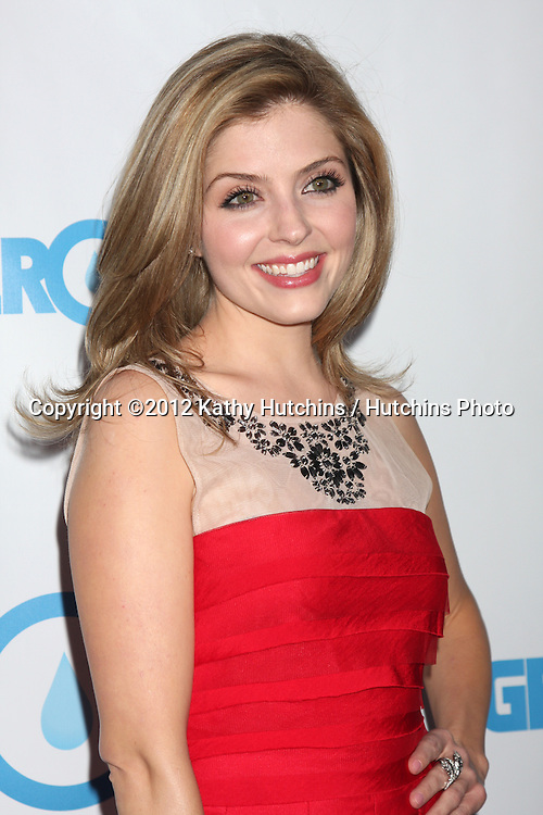 LOS ANGELES - MAY 4:  Jen Lilley arrives at the 4th Annual Night of Generosity Gala Event at Hollywood Roosevelt Hotel on May 4, 2012 in Los Angeles, CA