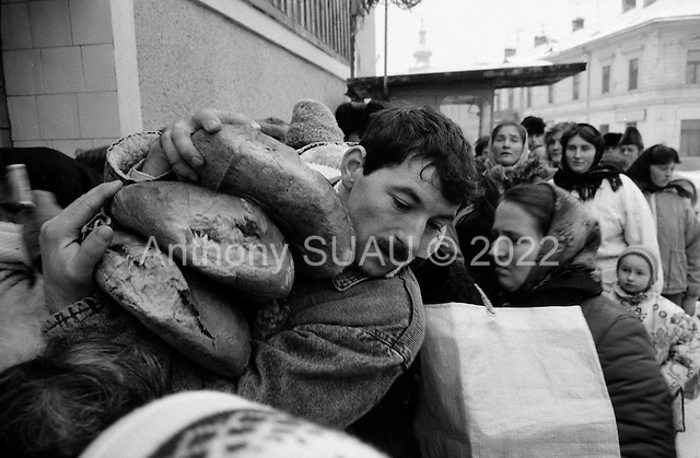 Transylvania, Romania<br /> December 30, 1991