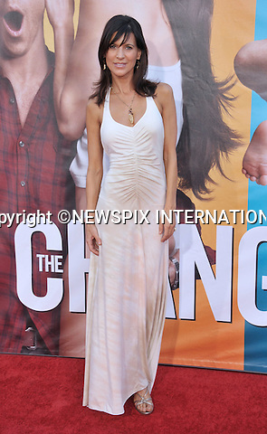 """PERREY REEVES.attends the World Premiere of """"The Change-Up"""" at the Village Theatre, Westwood, Los Angeles_01/08/2011.Mandatory Photo Credit: ©Crosby/Newspix International. .**ALL FEES PAYABLE TO: """"NEWSPIX INTERNATIONAL""""**..PHOTO CREDIT MANDATORY!!: NEWSPIX INTERNATIONAL(Failure to credit will incur a surcharge of 100% of reproduction fees).IMMEDIATE CONFIRMATION OF USAGE REQUIRED:.Newspix International, 31 Chinnery Hill, Bishop's Stortford, ENGLAND CM23 3PS.Tel:+441279 324672  ; Fax: +441279656877.Mobile:  0777568 1153.e-mail: info@newspixinternational.co.uk"""