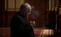 Churchill (2017)  <br /> Winston Churchill (Brian Cox) <br /> *Filmstill - Editorial Use Only*<br /> CAP/KFS<br /> Image supplied by Capital Pictures