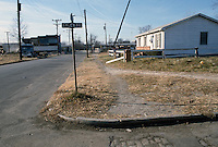 1986 January ..Redevelopment.Church Street..STREET IMPROVEMENTS.CHAPEL & TYLER...NEG#.NRHA#..